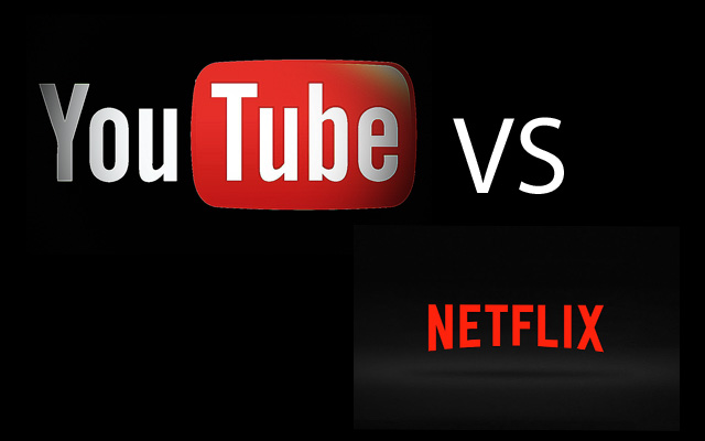 Netflix Vs Youtube Picture